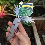 Carrot Stake (Photo Courtesy of Art of the Garden)